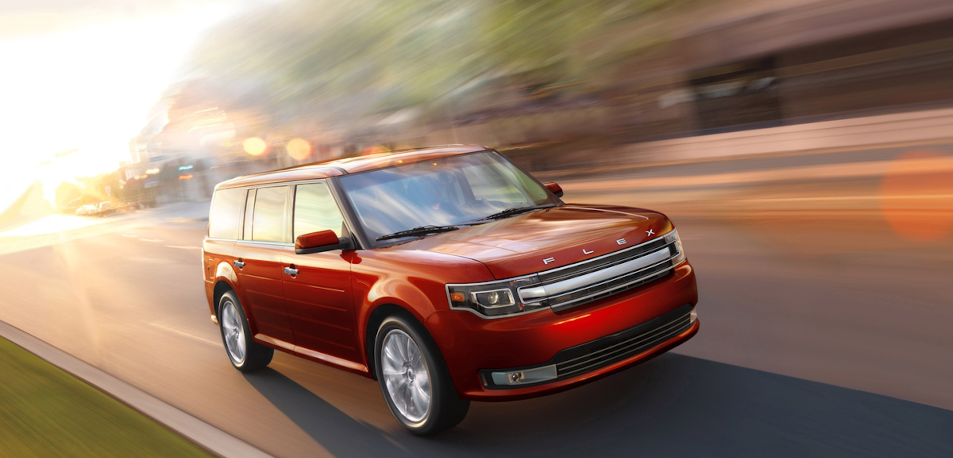 2015 ford flex review ratings specs prices and photos the car connection. Black Bedroom Furniture Sets. Home Design Ideas