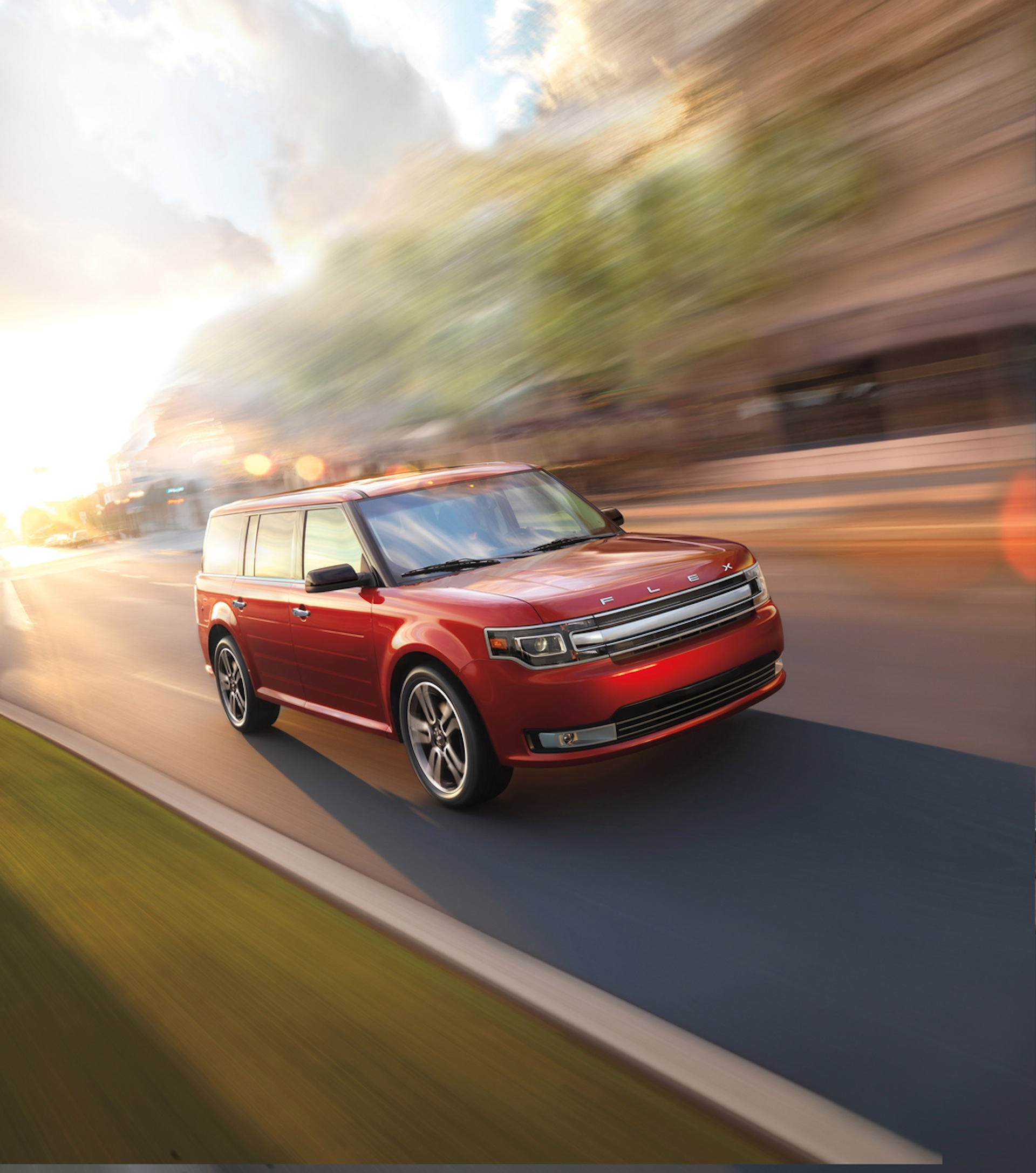 2014 Ford Flex Review, Ratings, Specs, Prices, And Photos