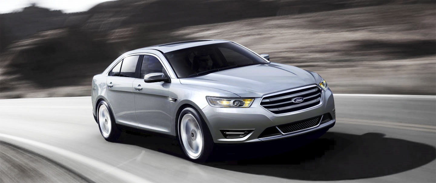 2014 ford taurus review ratings specs prices and photos the car connection. Black Bedroom Furniture Sets. Home Design Ideas
