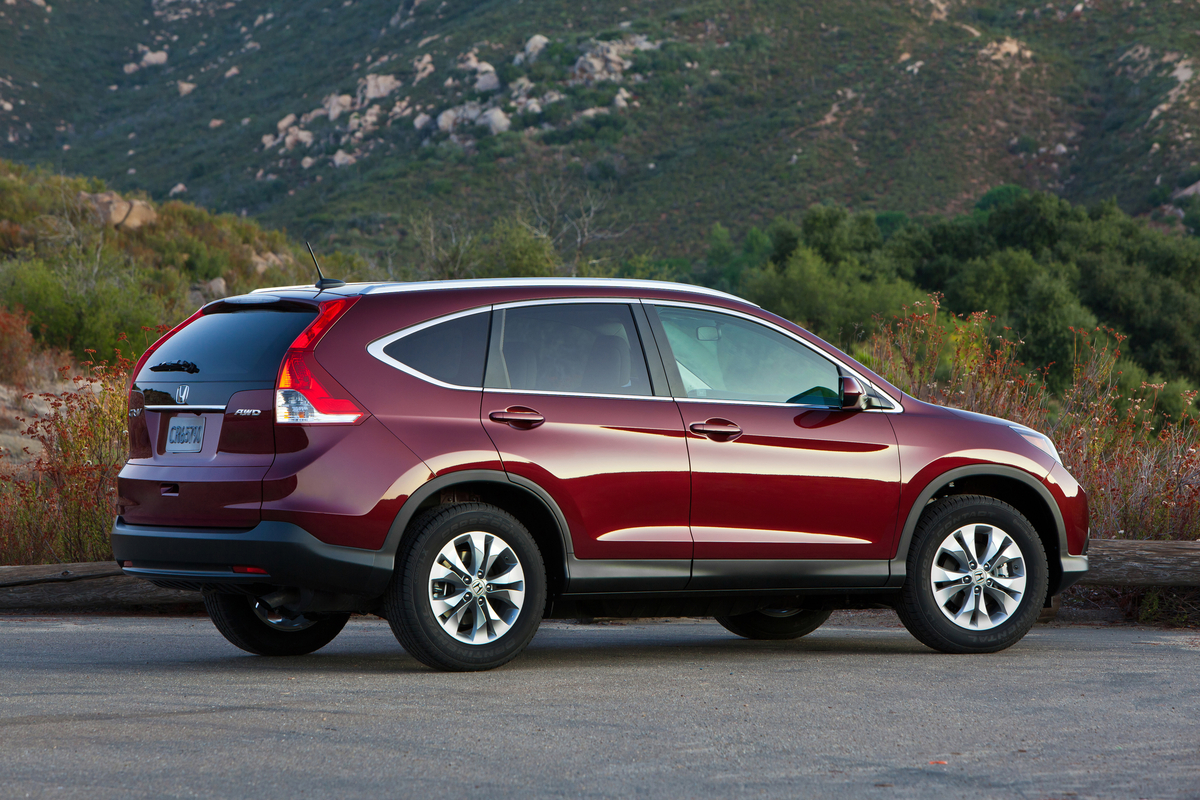 The honda cr v is the most popular vehicle this week at tcc for Is a honda crv a suv