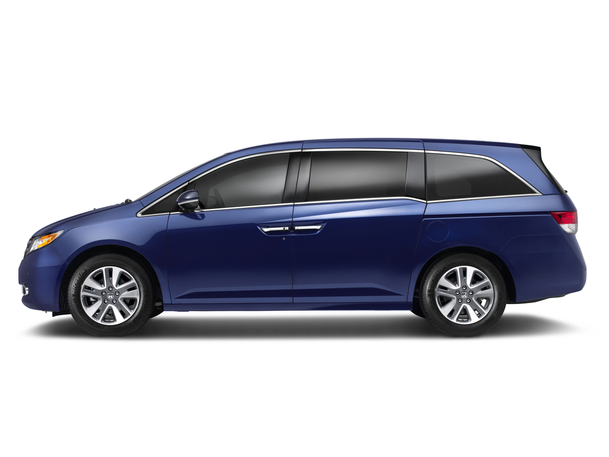 new and used honda odyssey prices photos reviews specs the car connection. Black Bedroom Furniture Sets. Home Design Ideas