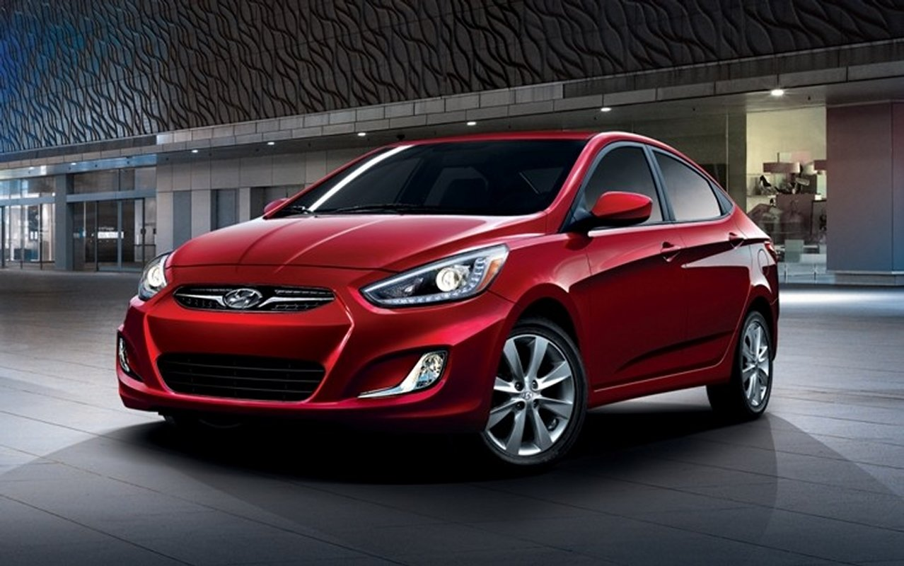 Bmw Of Fresno >> 2014 Hyundai Accent Review, Ratings, Specs, Prices, and Photos - The Car Connection