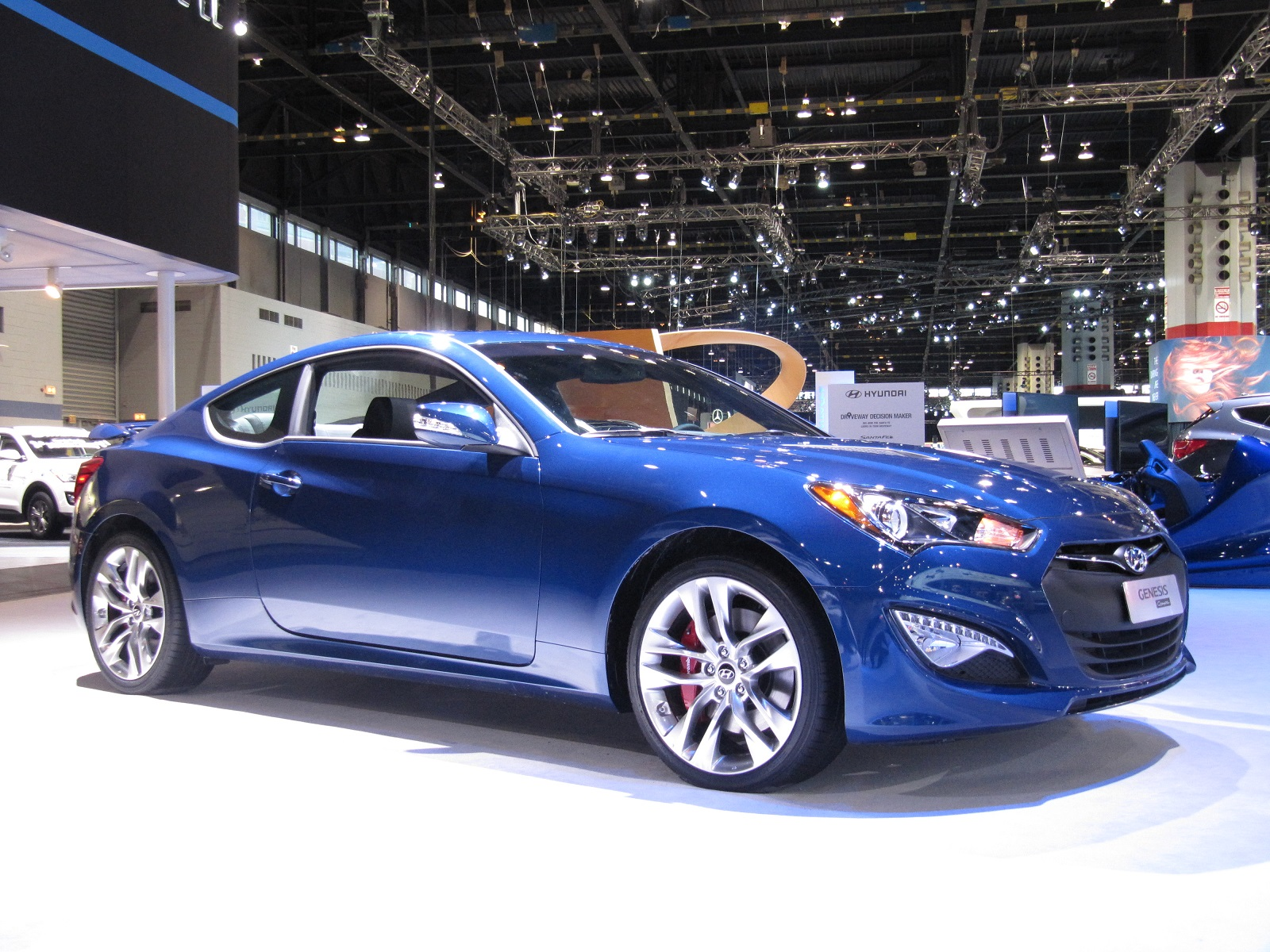 2014 hyundai genesis coupe review ratings specs prices and photos the car connection. Black Bedroom Furniture Sets. Home Design Ideas