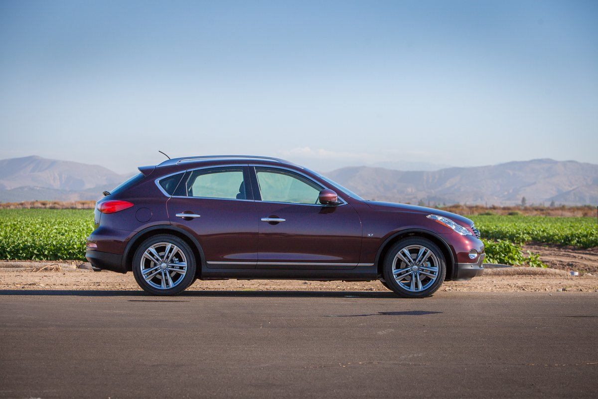 2014 Infiniti Qx50 Review Ratings Specs Prices And