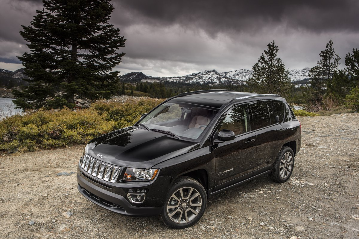 2014 Jeep Compass Review Ratings Specs Prices And