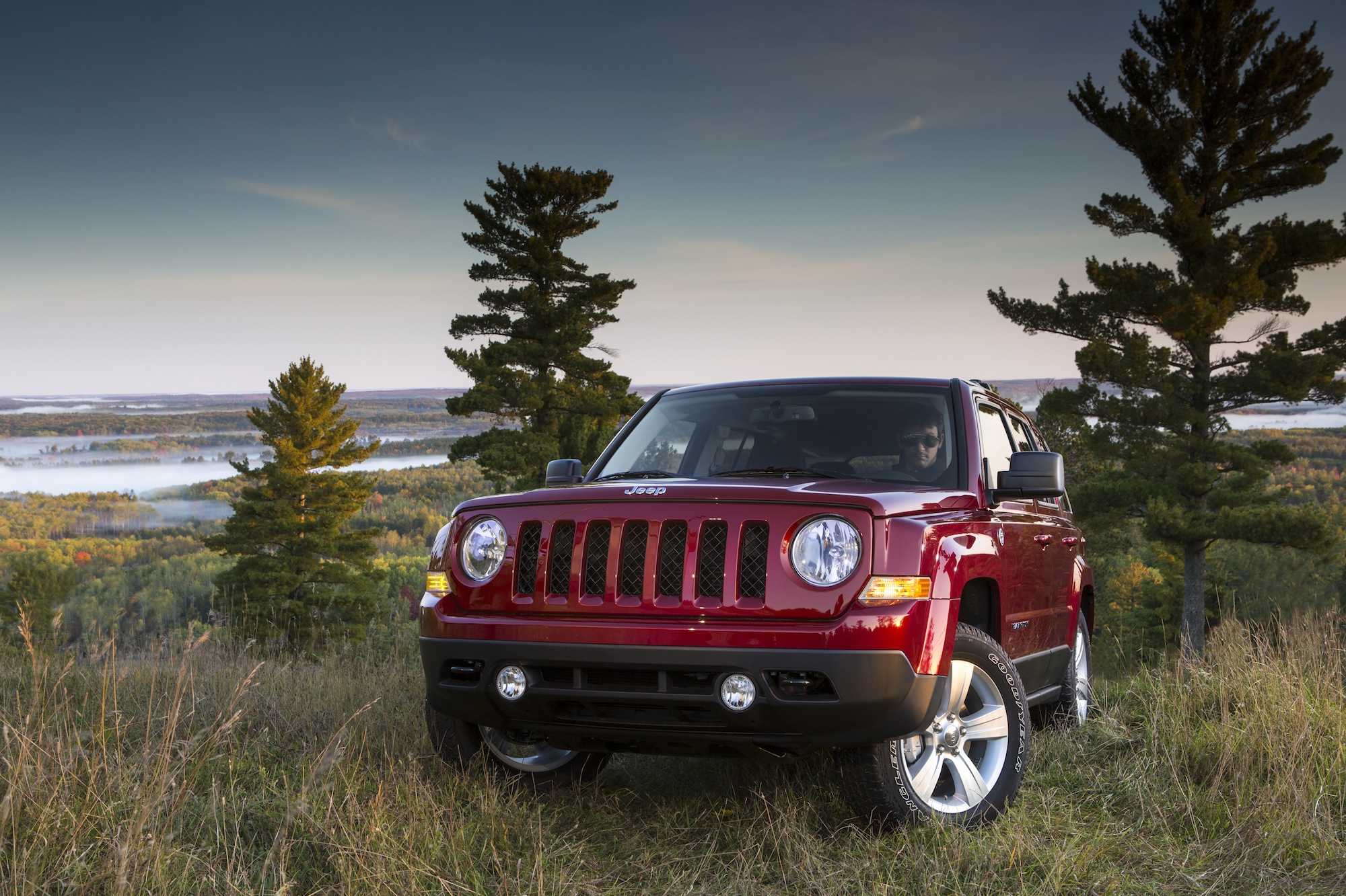 2014 jeep patriot review ratings specs prices and photos   the car