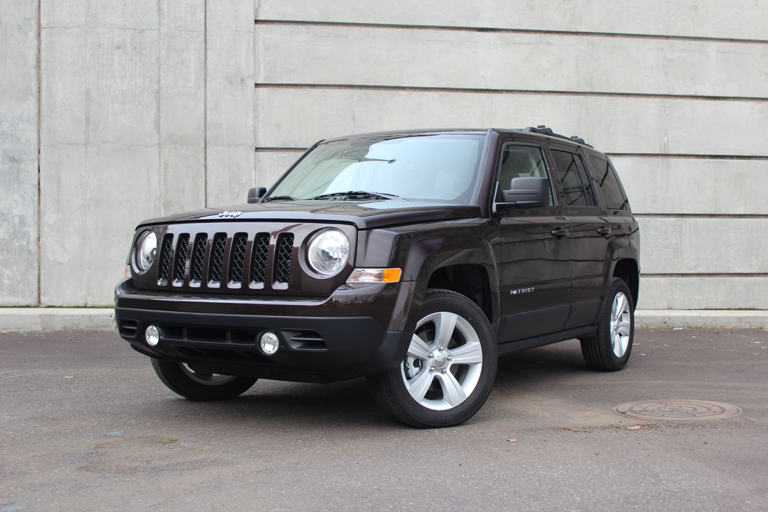 2014 Jeep Patriot Latitude Does It Drive Better Without