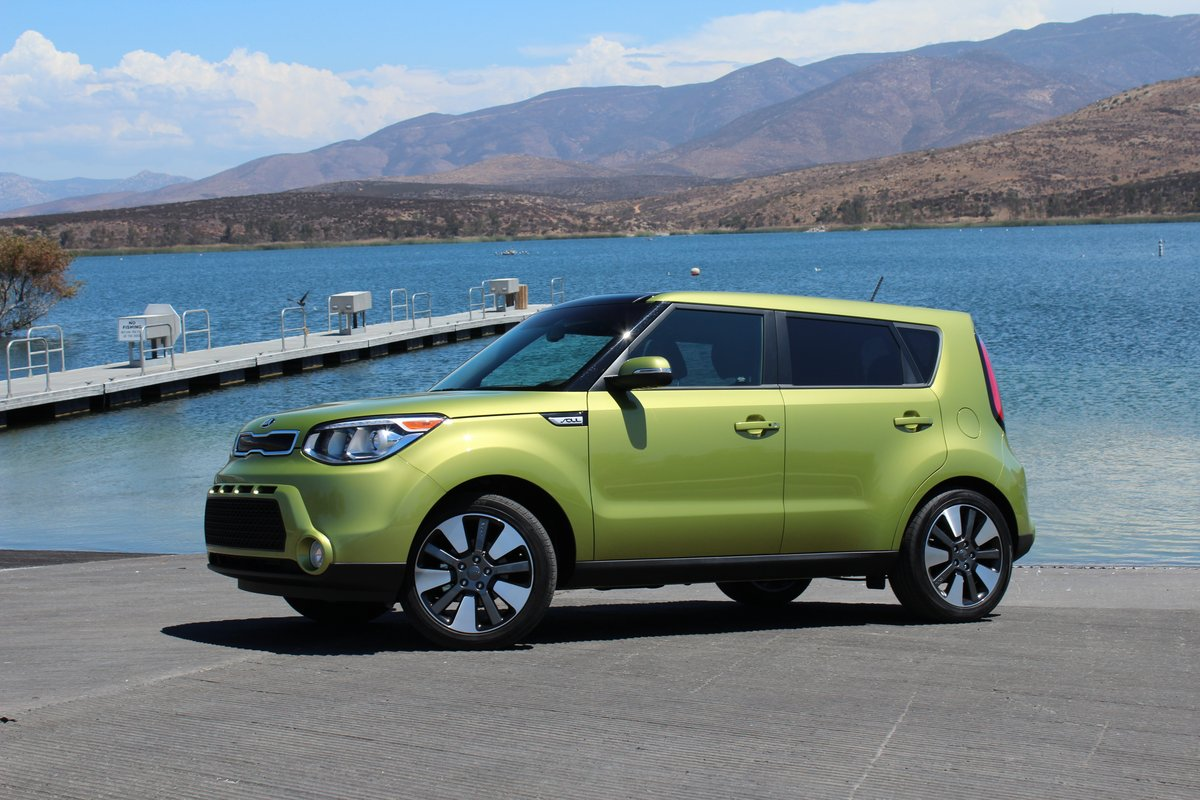 2014 kia soul review ratings specs prices and photos the car connection. Black Bedroom Furniture Sets. Home Design Ideas