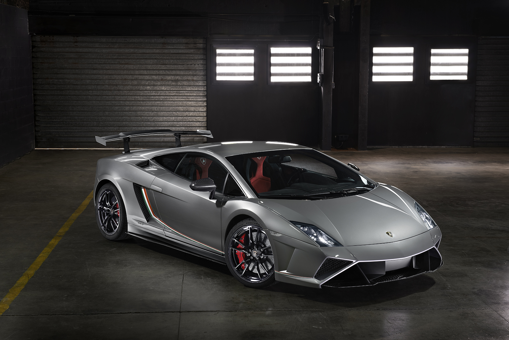 2014 lamborghini gallardo review ratings specs prices and photos. Black Bedroom Furniture Sets. Home Design Ideas