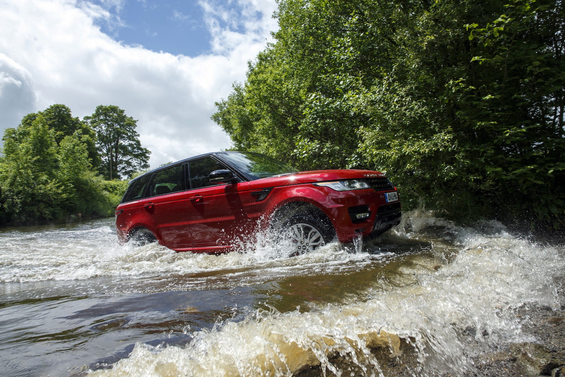 2014 Land Rover Range Rover Sport Review Ratings Specs Prices And Photos The Car Connection