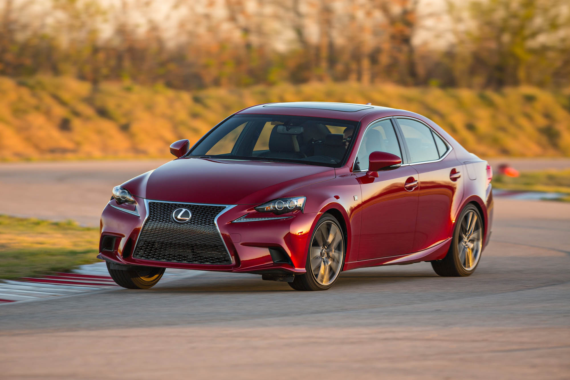 2014 lexus is first drive video page 3. Black Bedroom Furniture Sets. Home Design Ideas