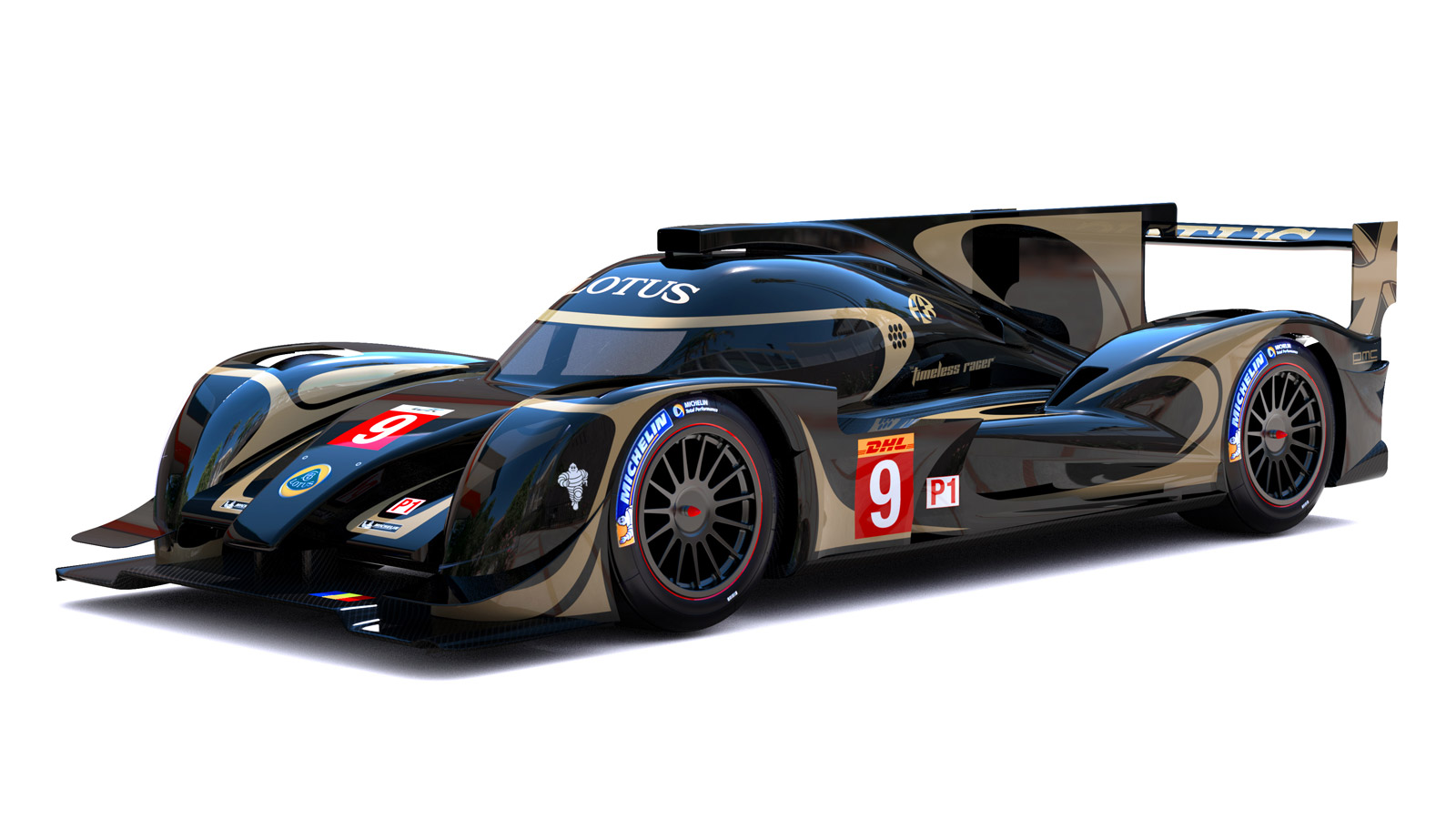 Lotus LMP1 To Be Unveiled At Le Mans But Won't Race