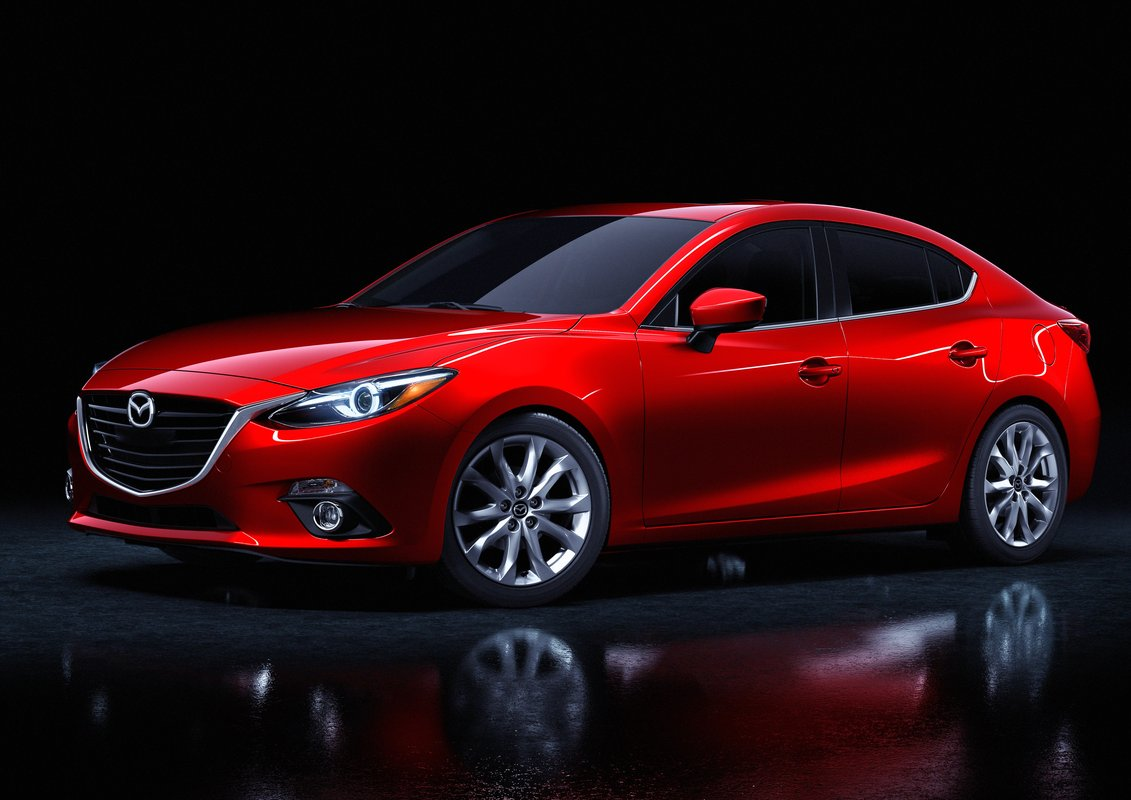 Honda City Milwaukee >> 2014 Mazda MAZDA3 Review, Ratings, Specs, Prices, and ...