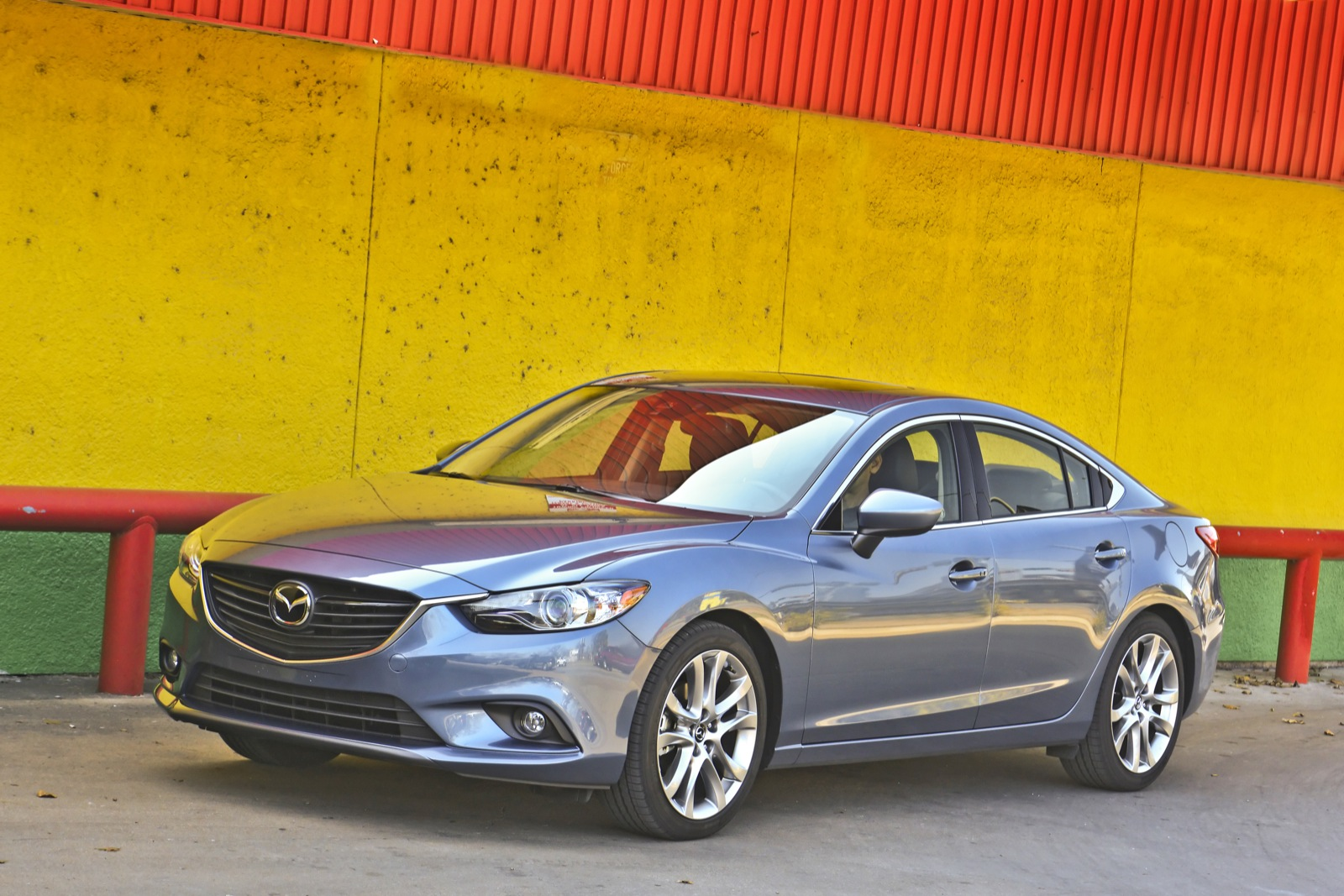 2014 mazda mazda6 review ratings specs prices and photos the car connection. Black Bedroom Furniture Sets. Home Design Ideas