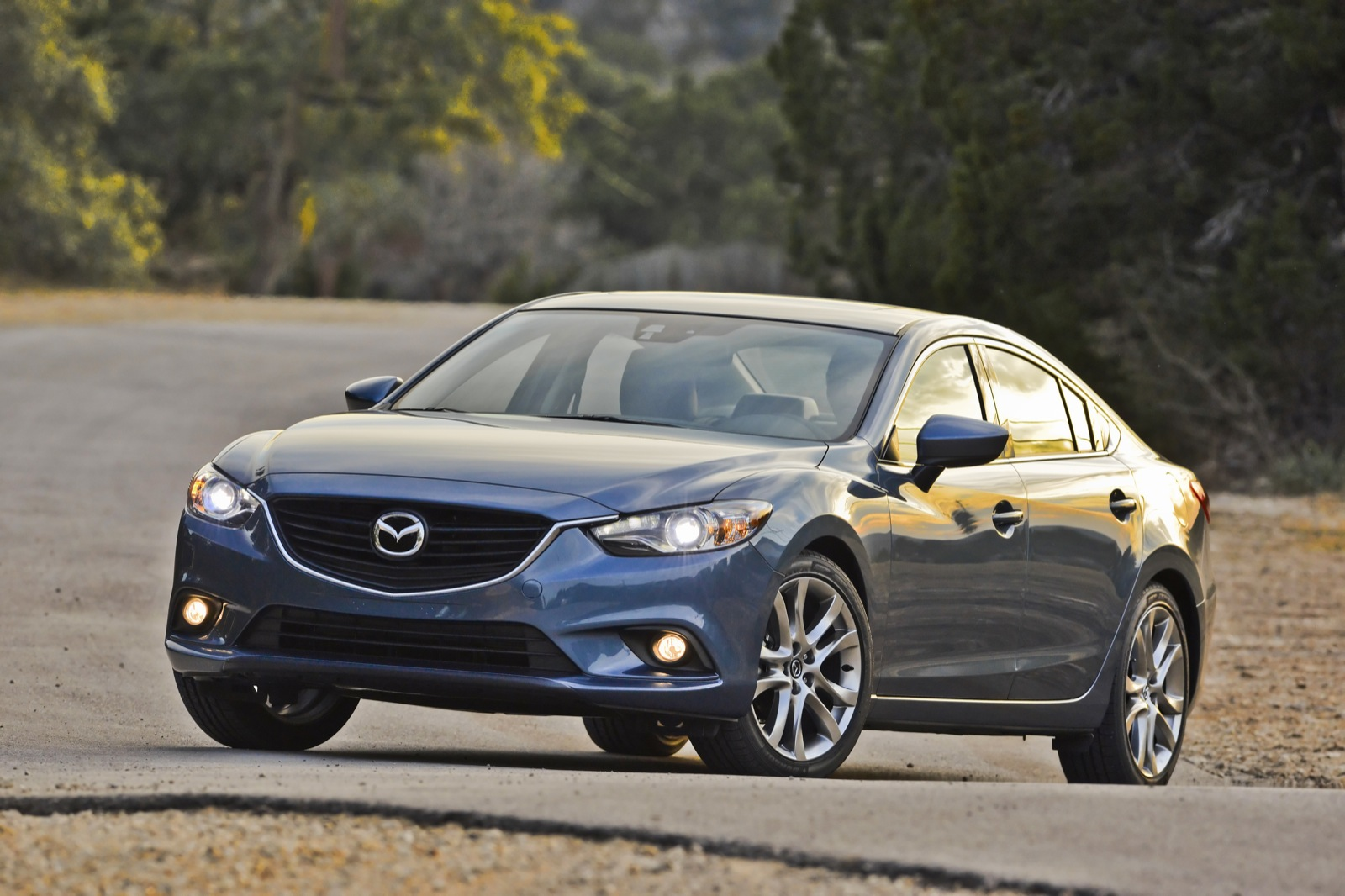 2014 mazda 6 advanced package how much better mpg with i eloop. Black Bedroom Furniture Sets. Home Design Ideas