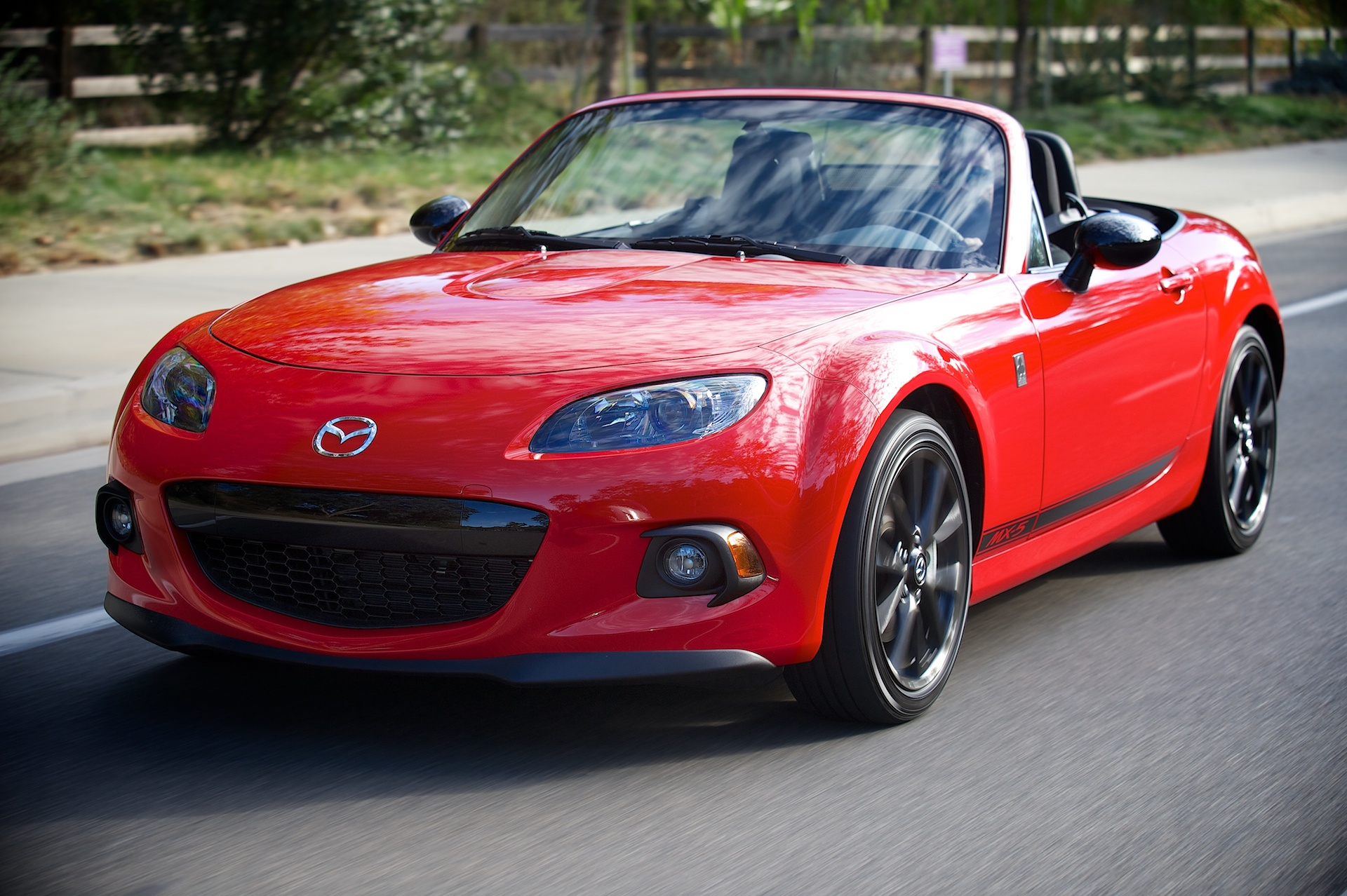2014 mazda mx 5 miata review ratings specs prices and photos the car connection. Black Bedroom Furniture Sets. Home Design Ideas