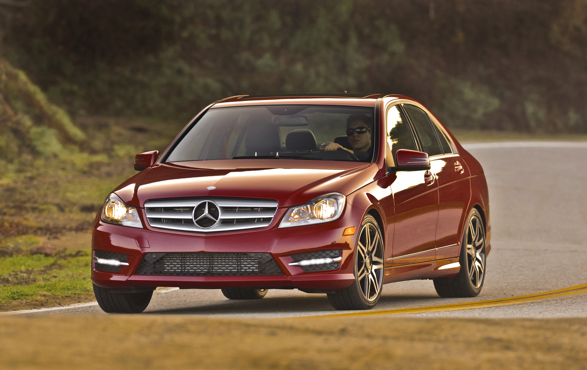2014 mercedes benz c class styling review the car connection. Cars Review. Best American Auto & Cars Review