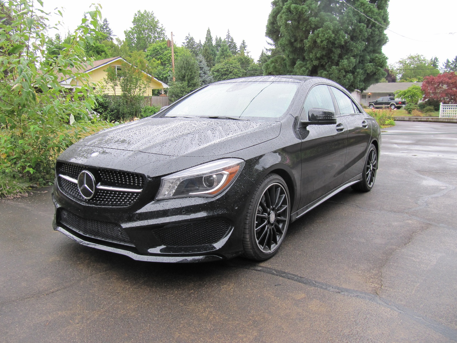 2014 mercedes cla smallest benz sees sky high demand for Smallest mercedes benz