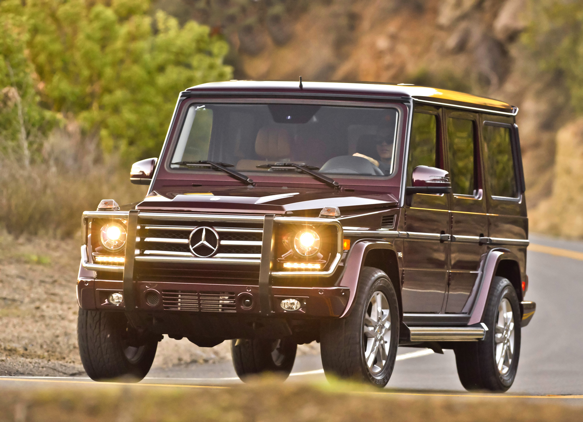 2014 mercedes benz g class 100442650 for Mercedes benz range rover price