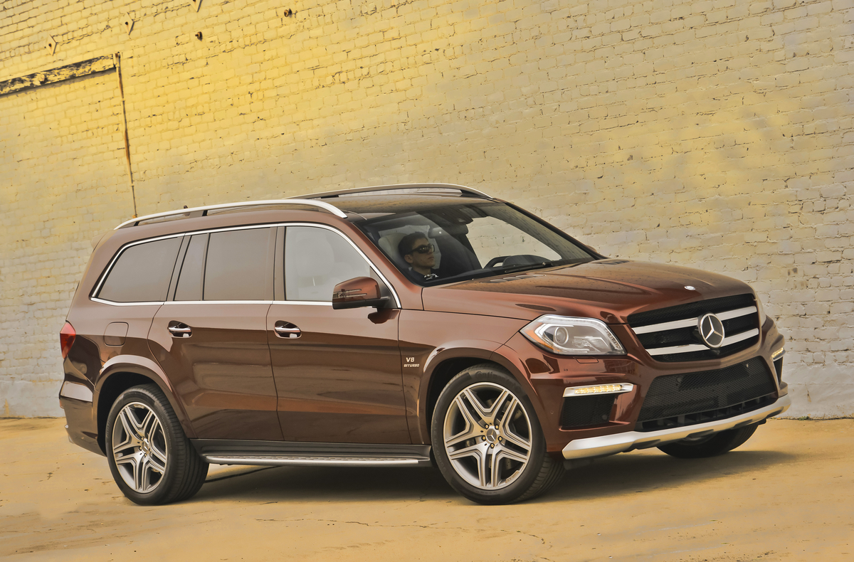 Brown Honda Charlottesville >> 2014 Mercedes-Benz GL Class Review, Ratings, Specs, Prices ...