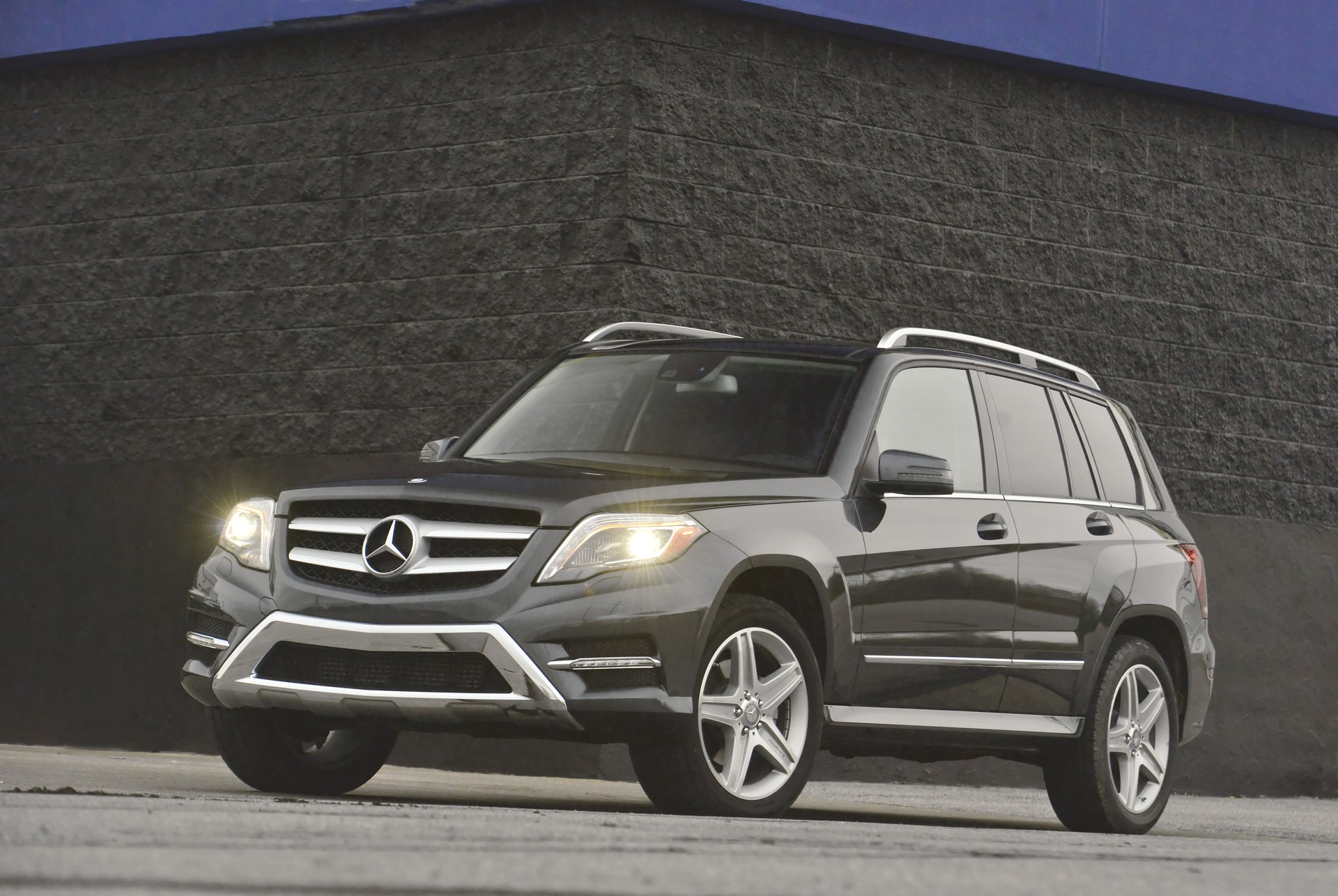 2014 mercedes benz glk class 100476639 for Types of mercedes benz cars