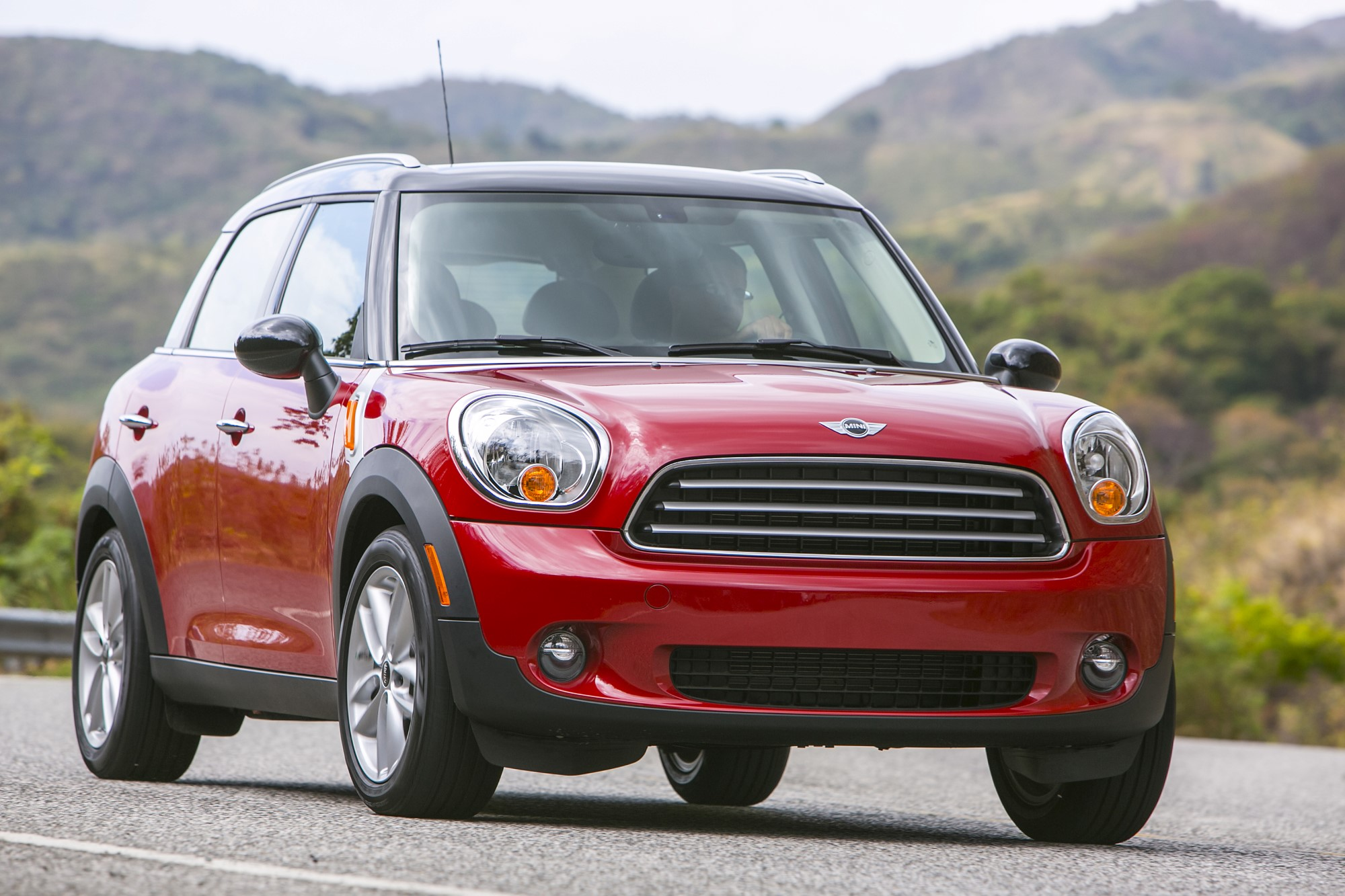 2014 mini cooper countryman review ratings specs prices and photos the car connection. Black Bedroom Furniture Sets. Home Design Ideas