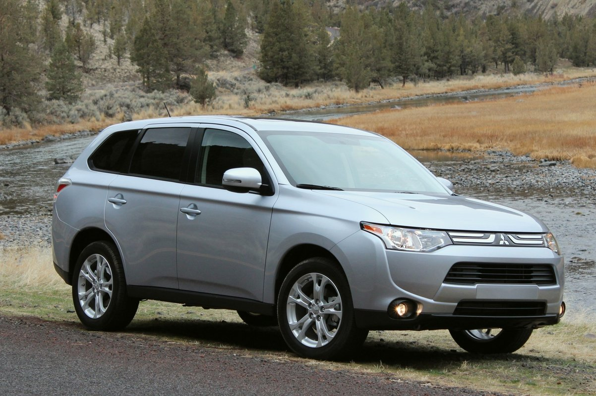 2014 Mitsubishi Outlander Review Ratings Specs Prices