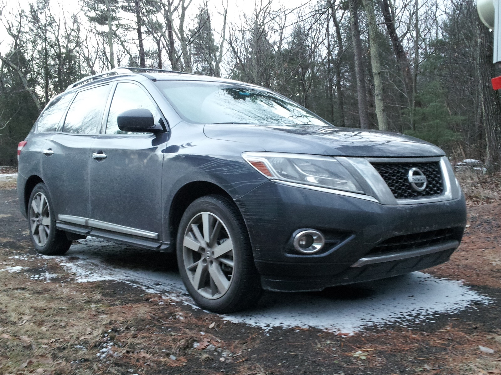 Used Nissan Pathfinder For Sale >> 2014 Nissan Pathfinder Hybrid: Gas Mileage Test Disappointing