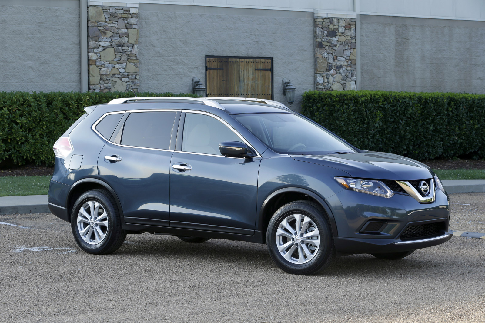 2014 Nissan Rogue Named A Top Safety Pick Plus But Not