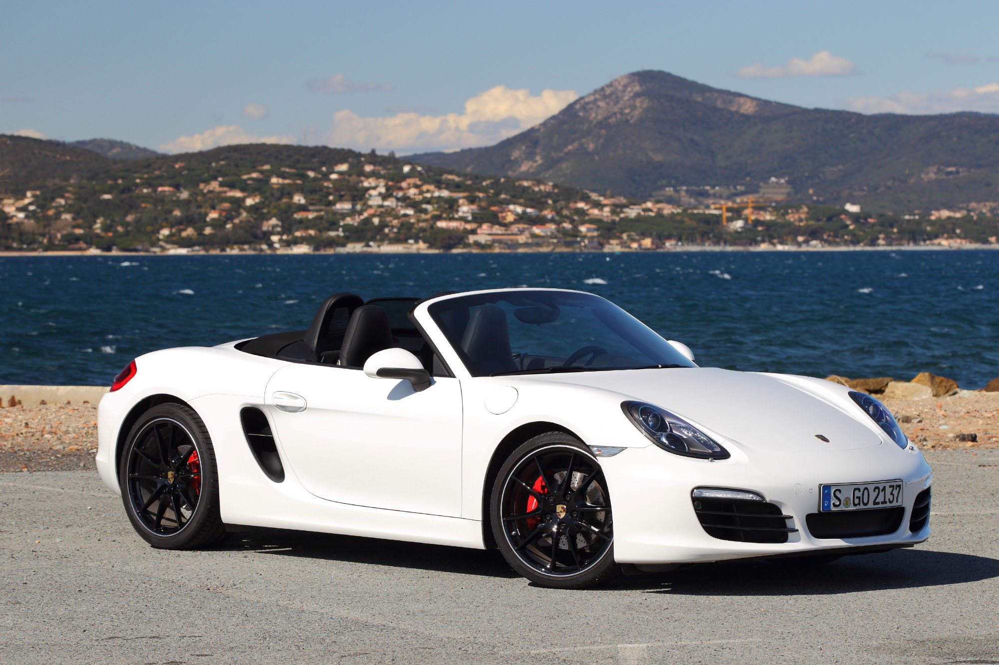 the motoring world what car awards porsche 39 s boxster makes it three in a row for sports car. Black Bedroom Furniture Sets. Home Design Ideas