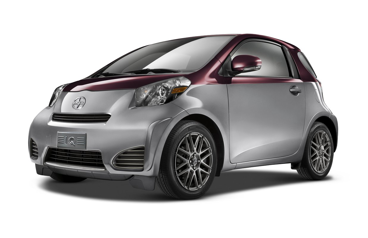 Subaru City Milwaukee >> 2014 Scion iQ Review, Ratings, Specs, Prices, and Photos ...