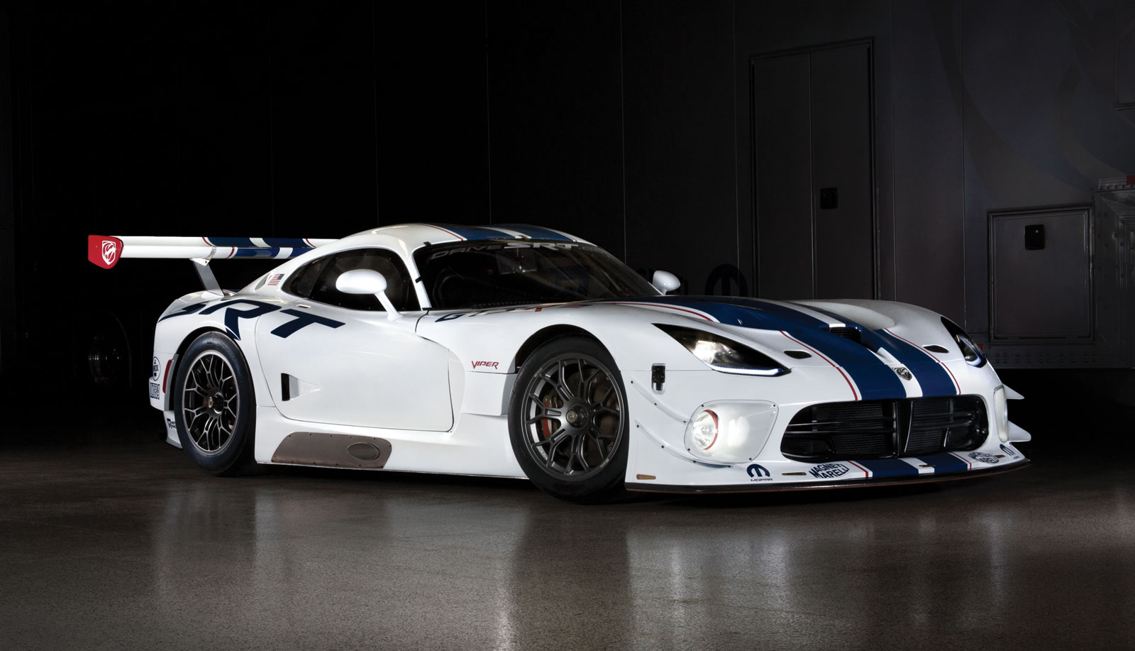 SRT Viper GT3-R Ready For Race Day, Priced From $459,000