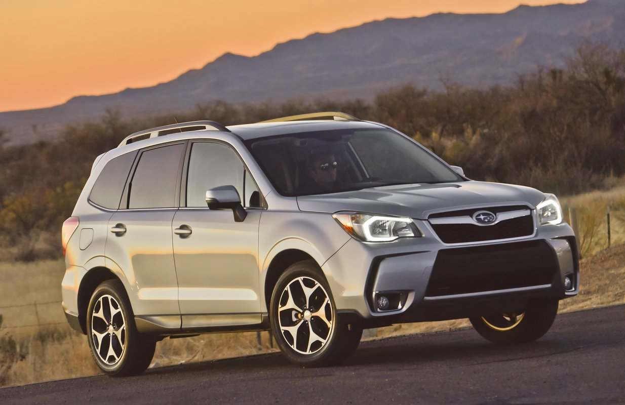 2014 subaru forester aces new iihs crash test other crossovers not so much. Black Bedroom Furniture Sets. Home Design Ideas