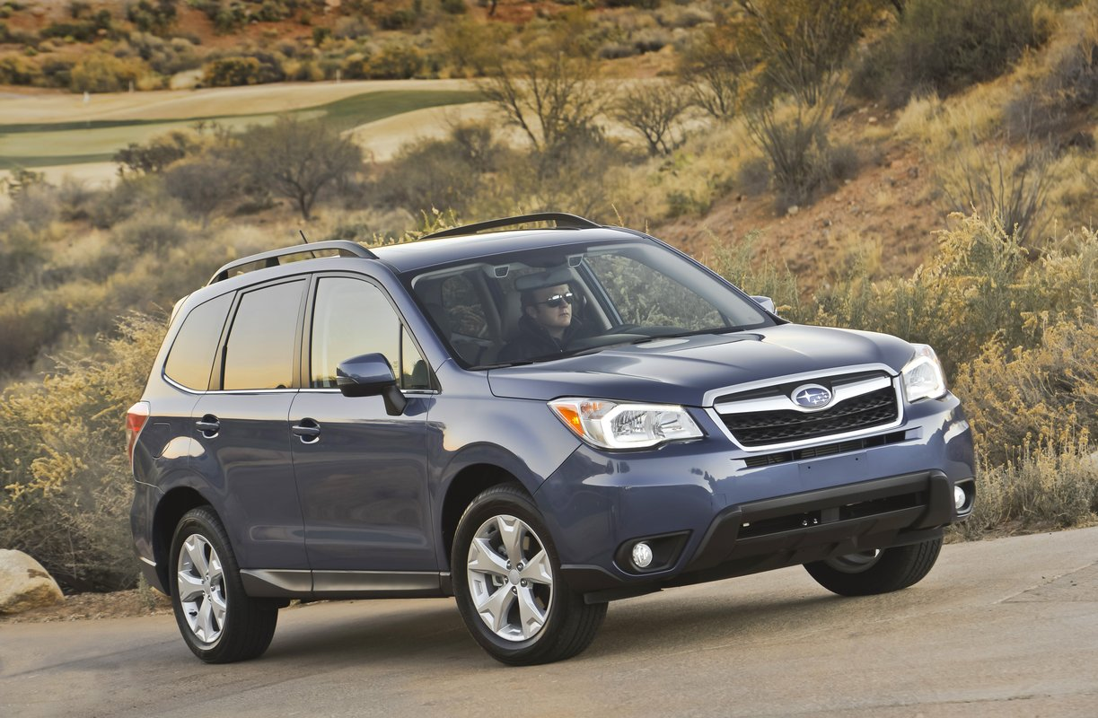2014 subaru forester review ratings specs prices and photos the car connection. Black Bedroom Furniture Sets. Home Design Ideas