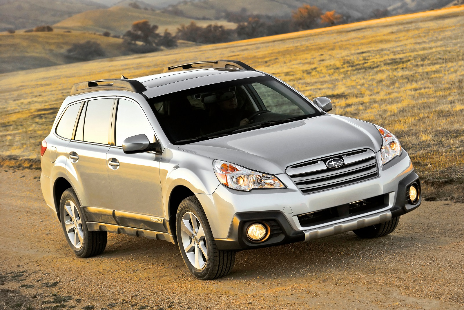 Subaru Outback Legacy Top New Forward Collision