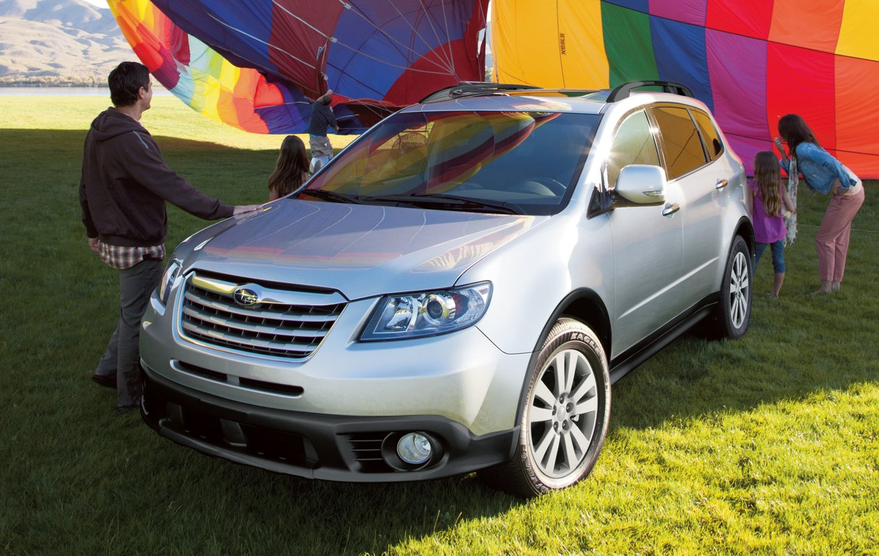 Volvo Las Vegas >> 2014 Subaru Tribeca Review, Ratings, Specs, Prices, and ...