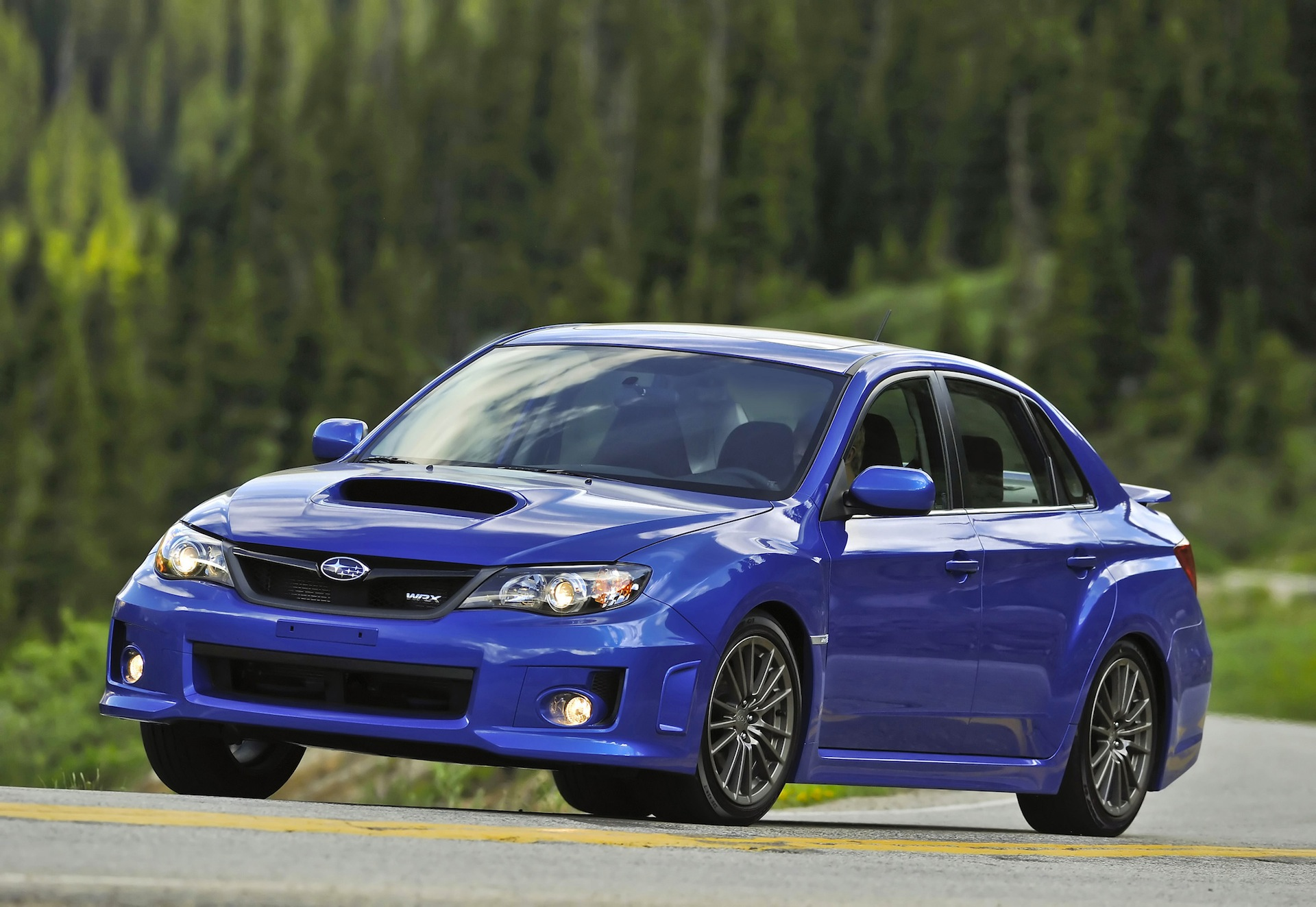 2014 subaru wrx and wrx sti pricing info. Black Bedroom Furniture Sets. Home Design Ideas