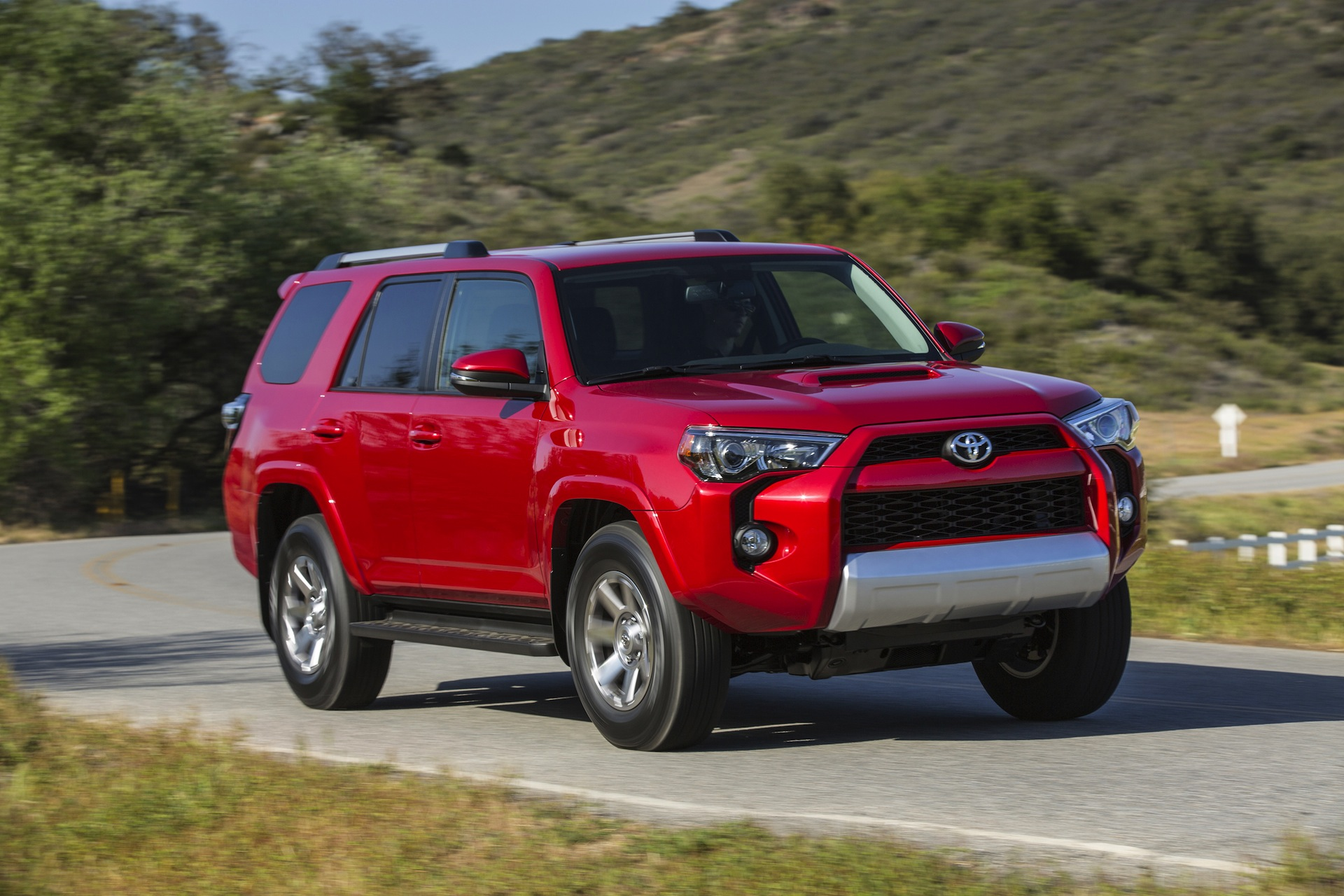 Honda Kansas City >> 2014 Toyota 4Runner Review, Ratings, Specs, Prices, and ...
