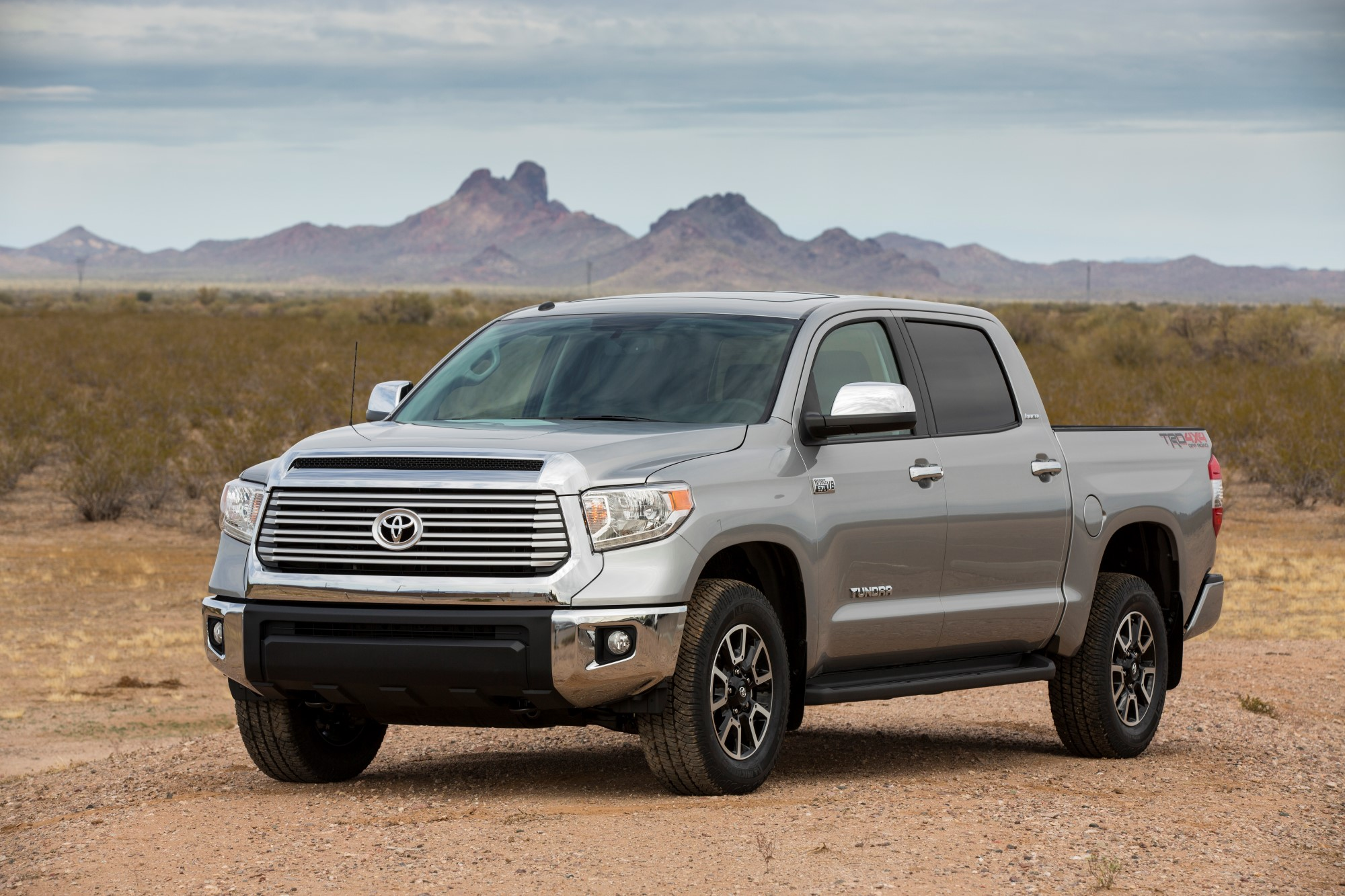 2014 Toyota Tundra Review, Ratings, Specs, Prices, and Photos - The