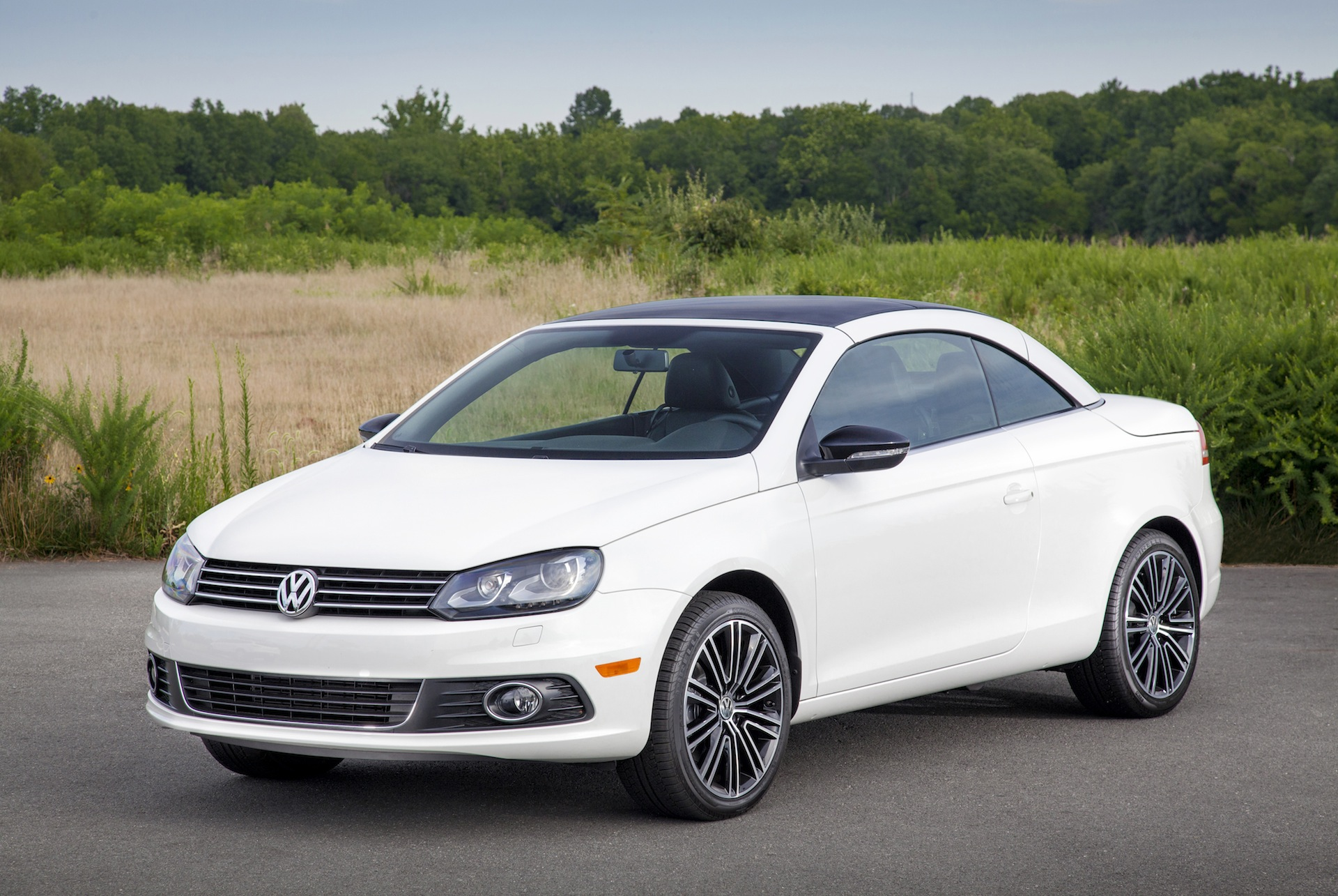 2014 volkswagen eos vw review ratings specs prices and photos the car connection. Black Bedroom Furniture Sets. Home Design Ideas