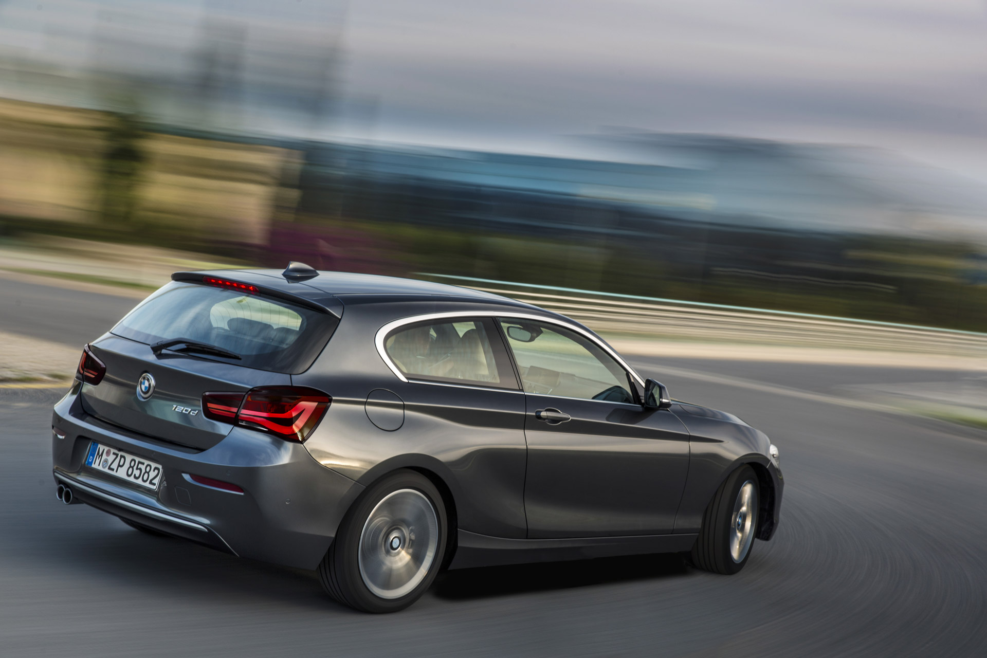 Bmw Hatchback 2015