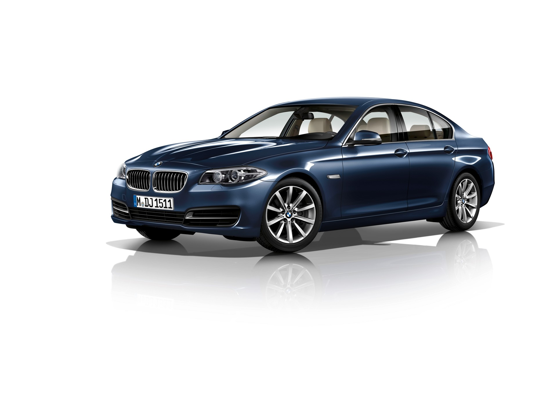 2015 bmw 5 series review ratings specs prices and photos the car connection. Black Bedroom Furniture Sets. Home Design Ideas