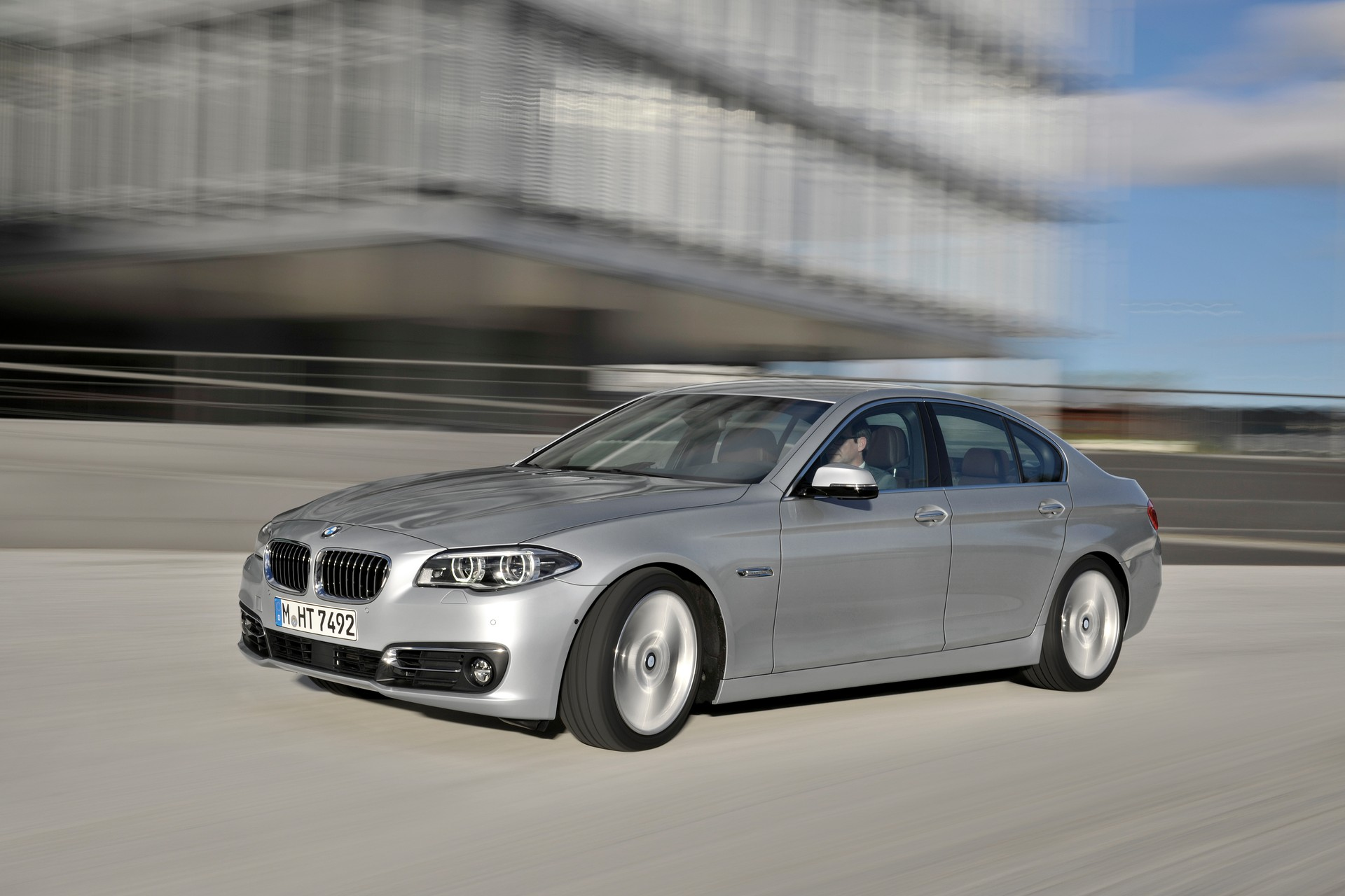 Subaru City Milwaukee >> 2015 BMW 5-Series Review, Ratings, Specs, Prices, and Photos - The Car Connection