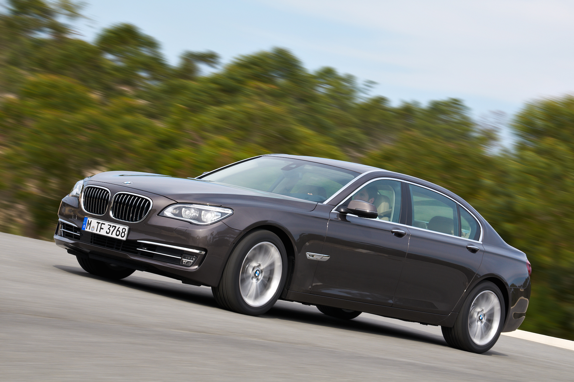 2015 Bmw 7 Series Review Ratings Specs Prices And