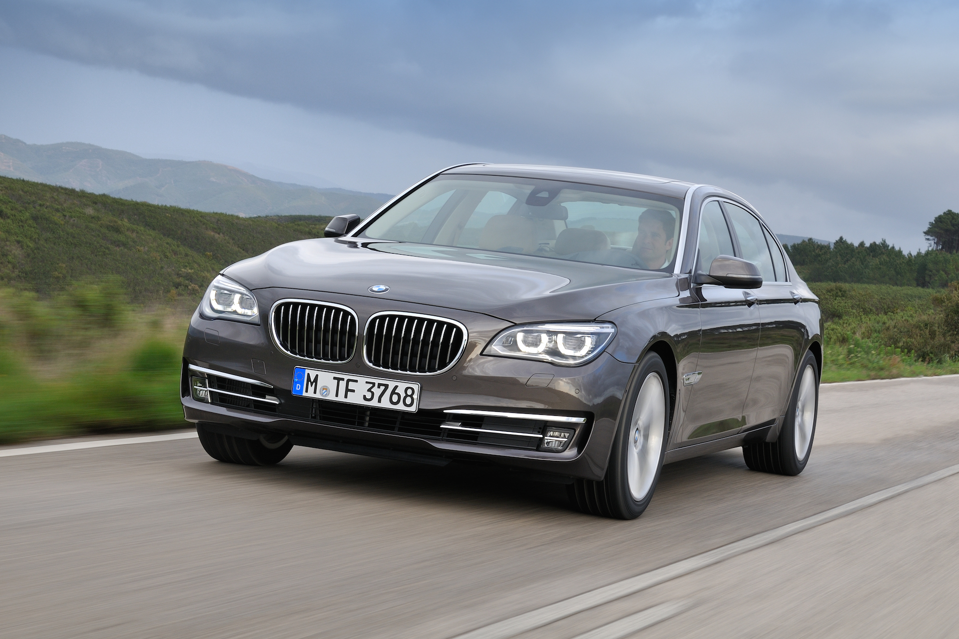 2015 bmw 7 series review ratings specs prices and photos the car connection. Black Bedroom Furniture Sets. Home Design Ideas