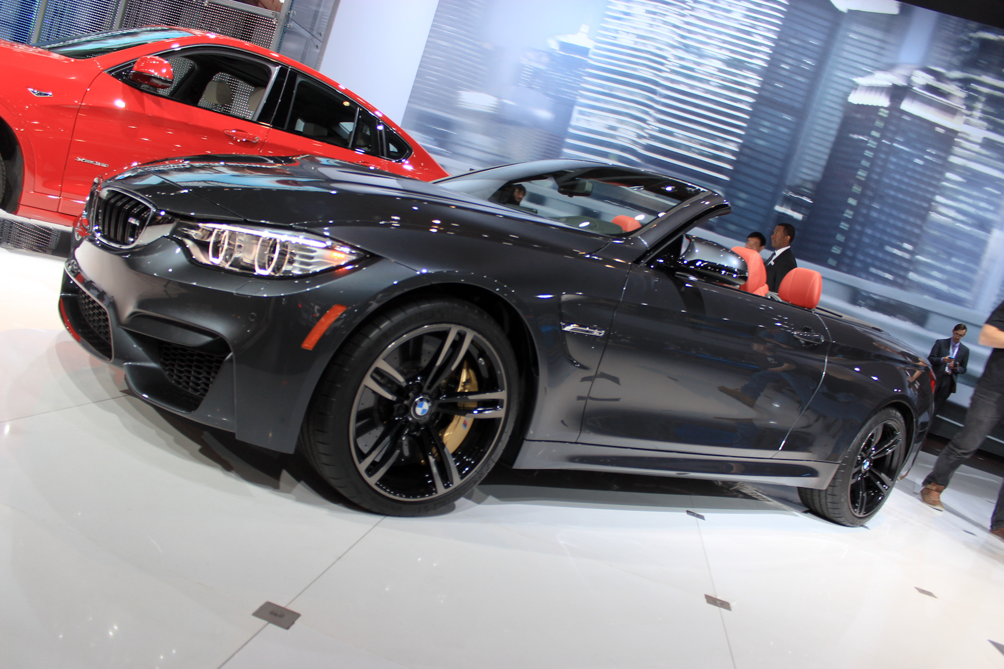 2015 Bmw M4 Convertible Priced From 73 425 Live Photos