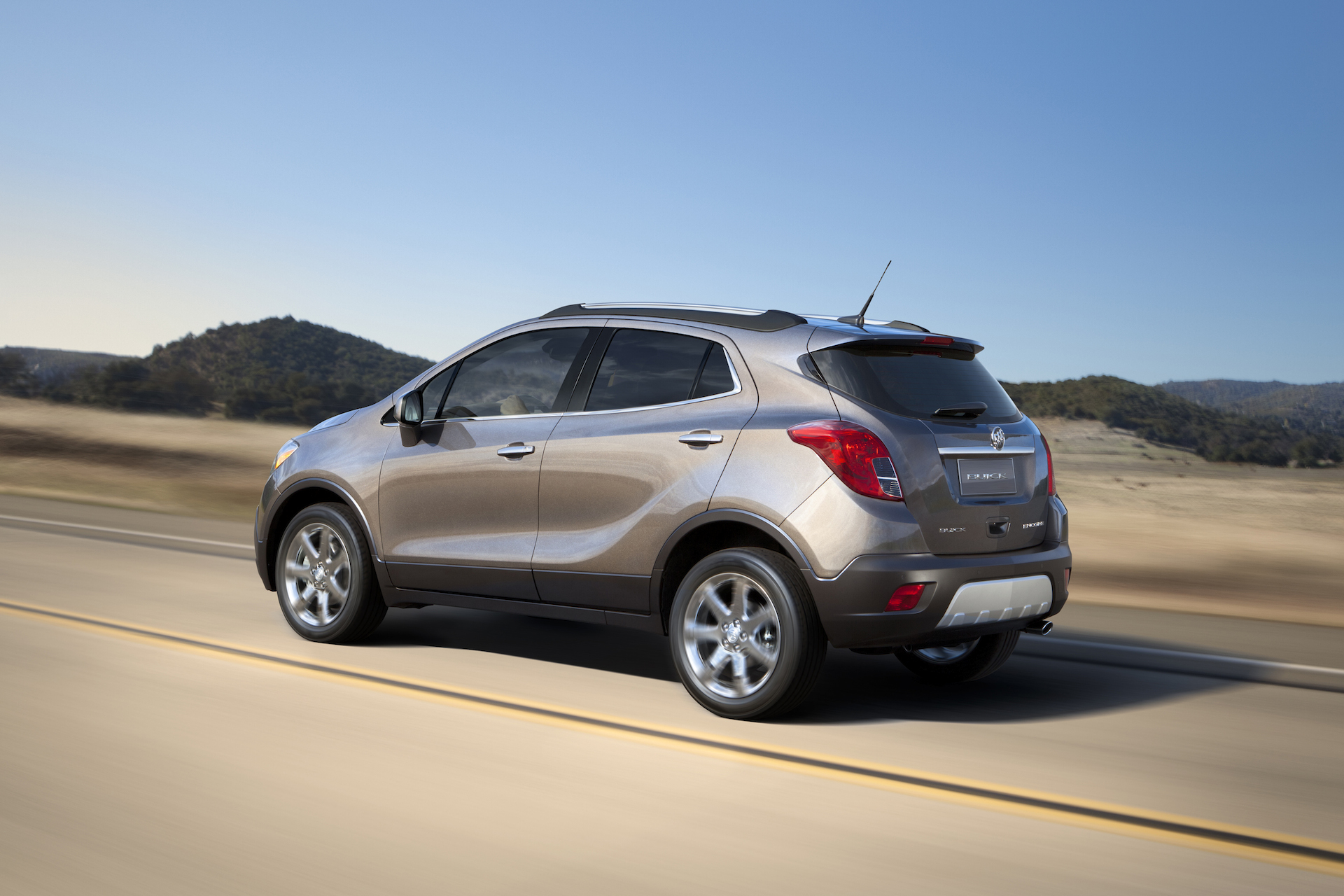 New and Used Buick Encore: Prices, Photos, Reviews, Specs ...