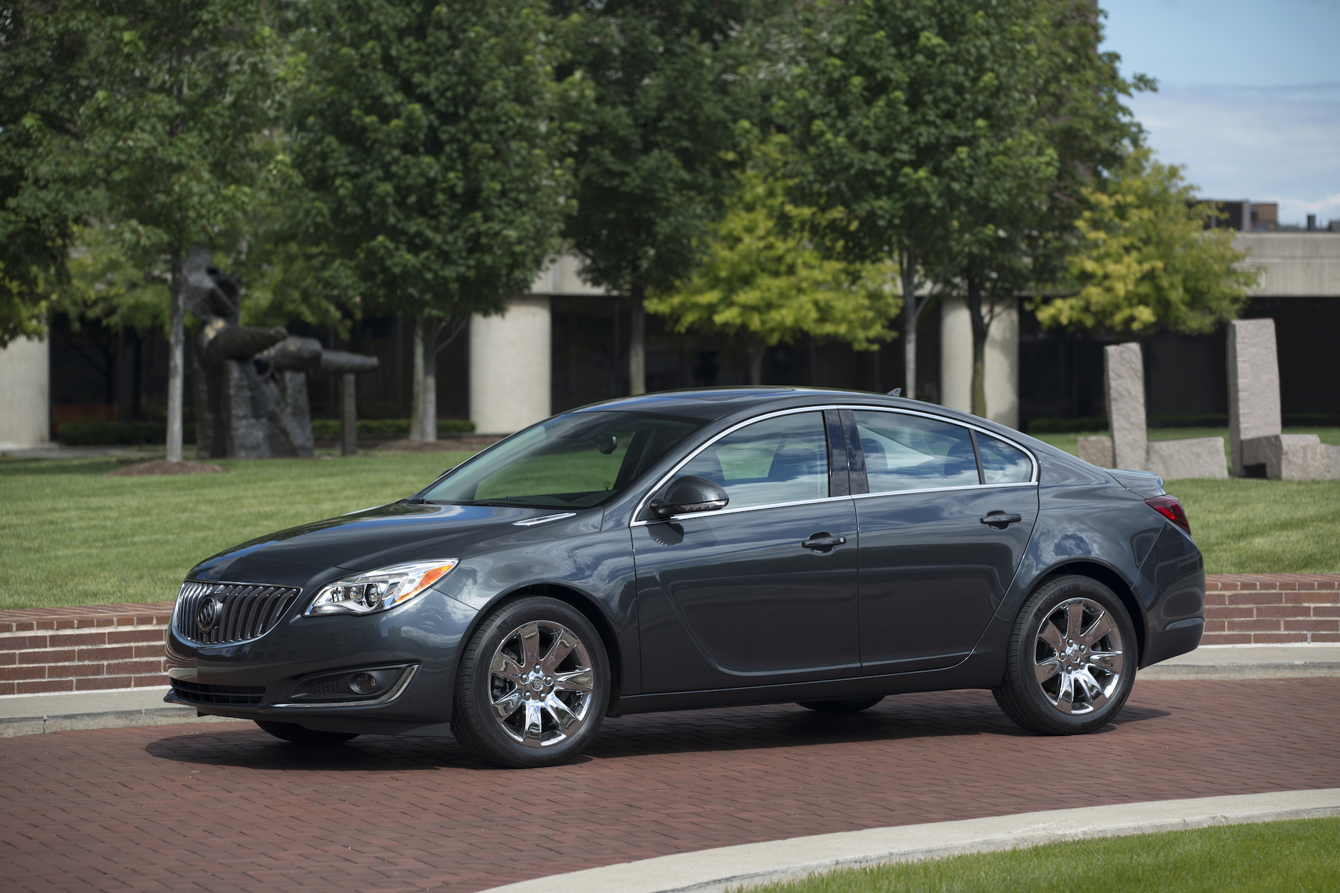 2015 buick regal review ratings specs prices and photos the car connection. Black Bedroom Furniture Sets. Home Design Ideas
