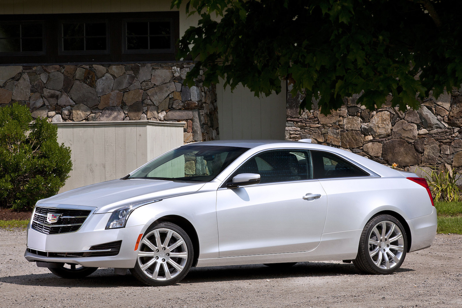 2015 cadillac ats review ratings specs prices and photos the car connection. Black Bedroom Furniture Sets. Home Design Ideas