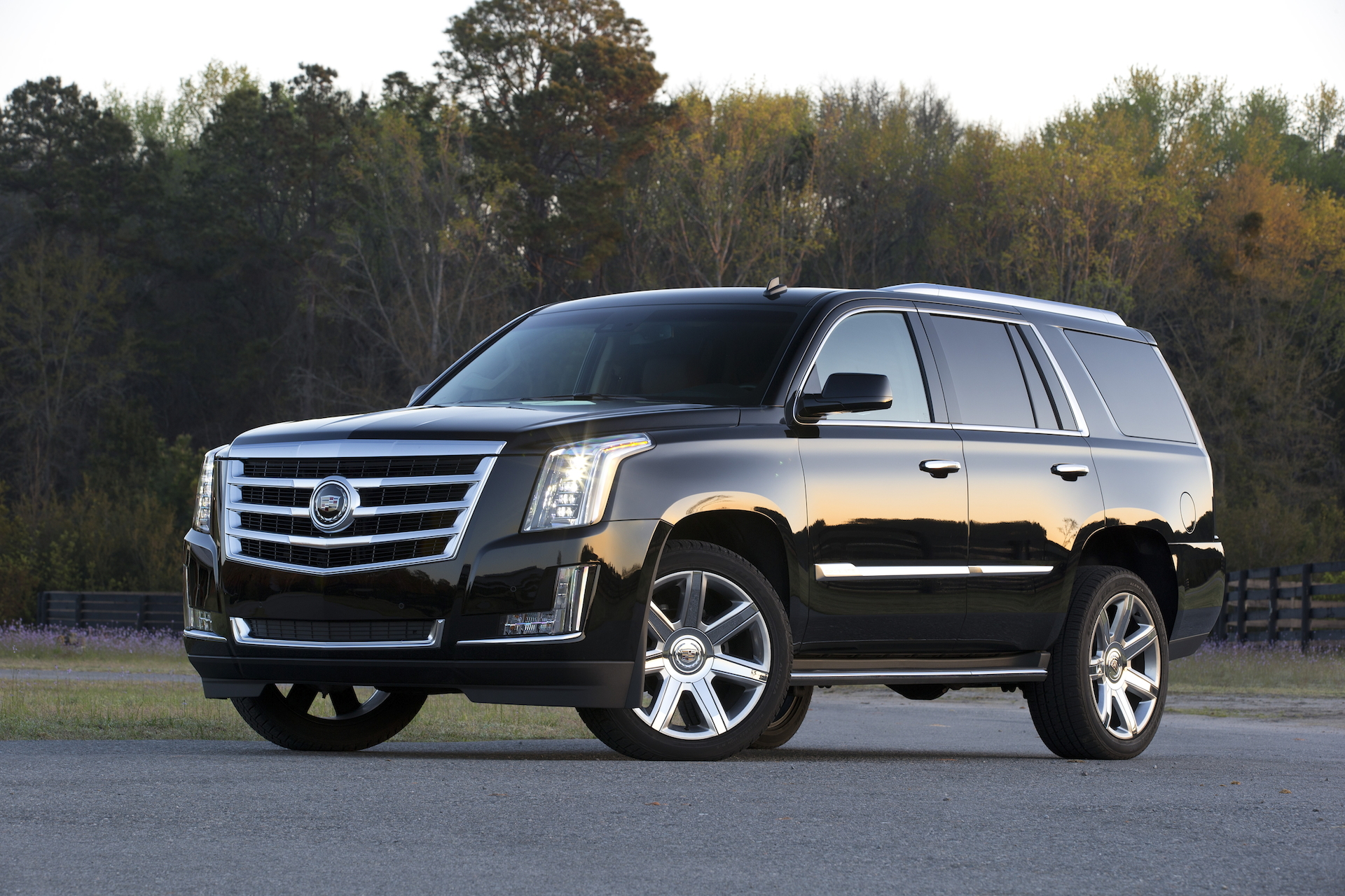 2015 cadillac escalade review ratings specs prices and photos the car connection. Black Bedroom Furniture Sets. Home Design Ideas